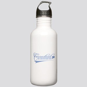 Connecticut State of Mine Water Bottle