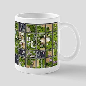 Aerial View Mug