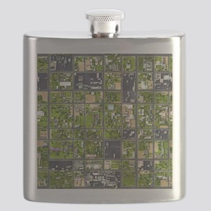 Aerial View Flask