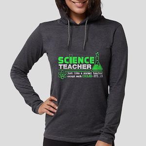Science Teacher Is Mch Cooler Long Sleeve T-Shirt
