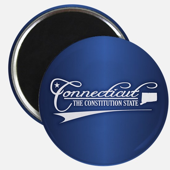 Connecticut State of Mine Magnets
