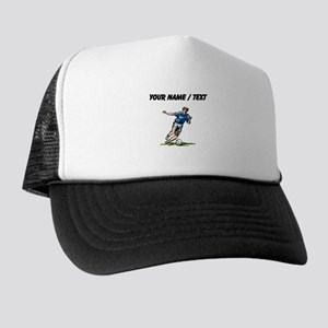 Custom Soccer Player Trucker Hat