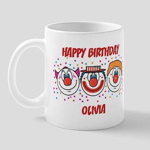 Happy Birthday Olivia Gifts Cafepress