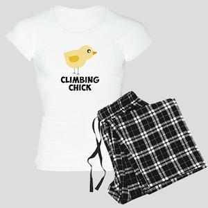 Climbing Chick Pajamas