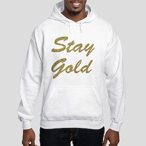 Stay Gold Hooded Sweatshirt