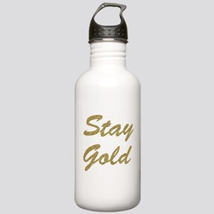 Stay Gold Stainless Water Bottle 1.0L