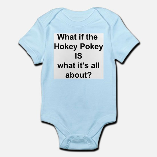 Hokey Pokey Infant Creeper