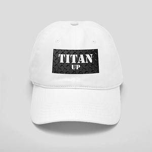 Titan Up Diamond Plate Baseball Cap