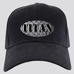 Titan Up Diamond Plate Baseball Hat