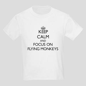 Keep Calm by focusing on Flying Monkeys T-Shirt