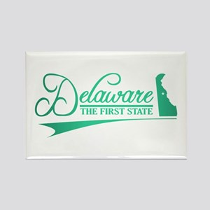 Delaware State of Mine Magnets