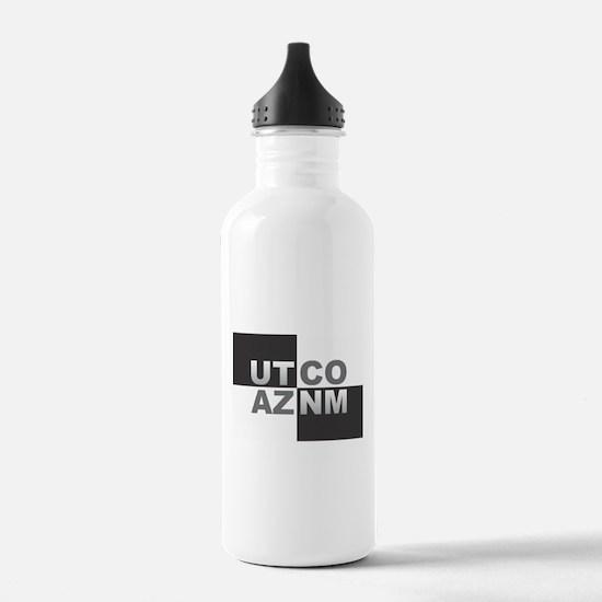 Four Corners Water Bottle