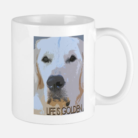 Life is Golden Mug