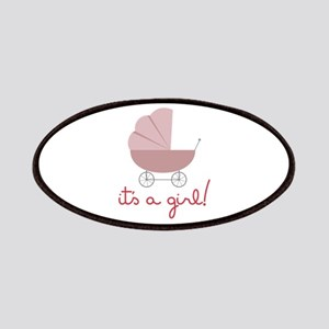 Its A Girl Patches