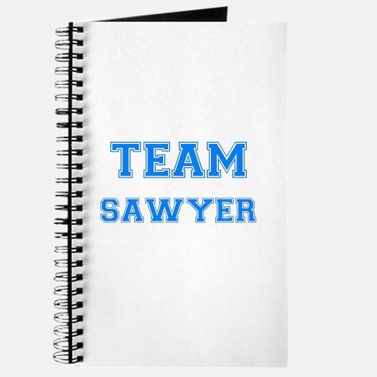 TEAM SAWYER Journal