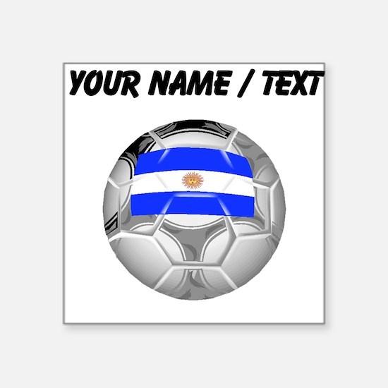 Argentina Soccer Car Accessories   Auto Stickers, License Plates ...