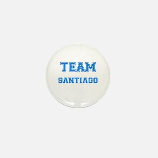 TEAM SANTIAGO Mini Button