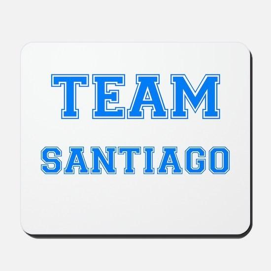TEAM SANTIAGO Mousepad