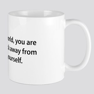 One Click Away Mug