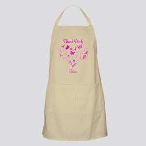 Think Pink, Believe Apron