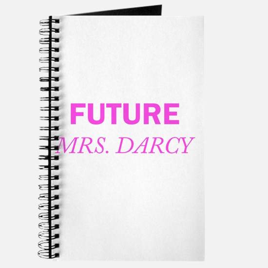 Future Mrs. Darcy Journal