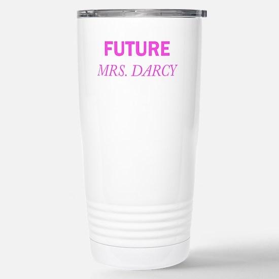 Future Mrs. Darcy Travel Mug