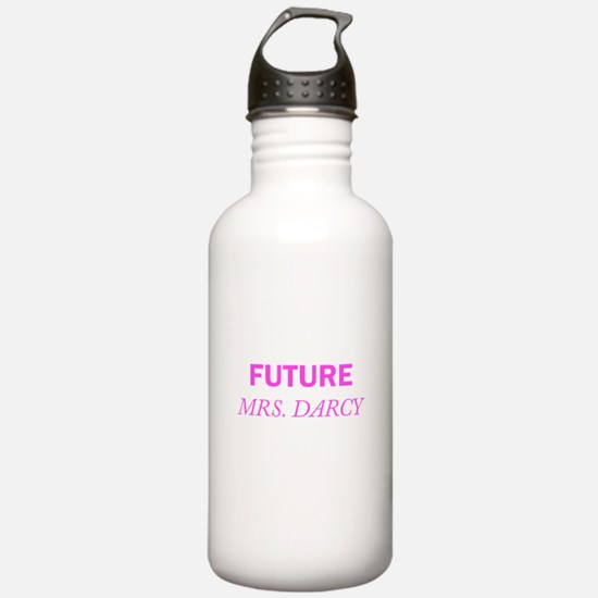 Future Mrs. Darcy Water Bottle