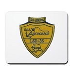 USS ANCHORAGE Mousepad