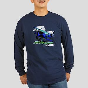 Sopwith Camel Long Sleeve Dark T-Shirt