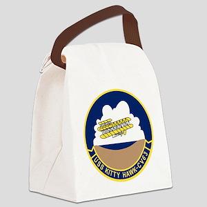 cvw63 Canvas Lunch Bag