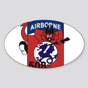 508th PIR Sticker