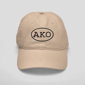 AKO Oval Cap