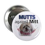 Mutts against Mitt Button