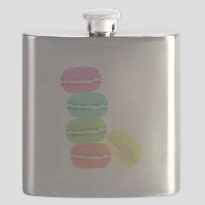 French Macaron Flask