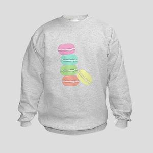 French Macaron Sweatshirt