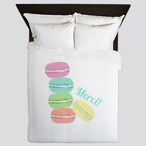 Merci! Cookies Queen Duvet