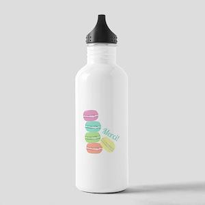 Merci! Cookies Water Bottle