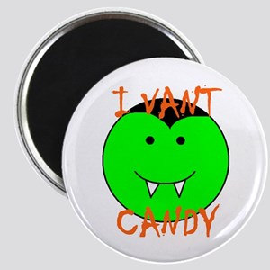 I VANT CANDY (VAMPIRE) Magnet
