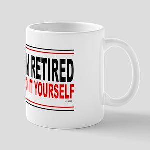 Im him gifts cafepress im retired do it yourself mug solutioingenieria Images