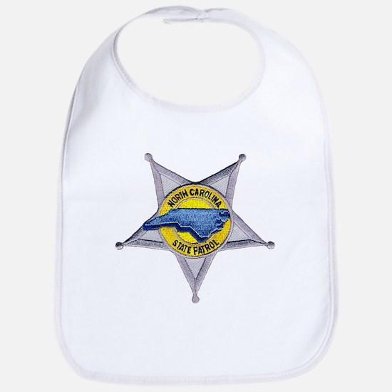 North Carolina State Patrol Bib
