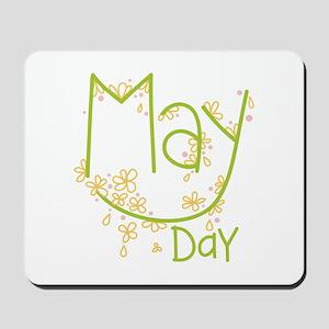 May Day Mousepad