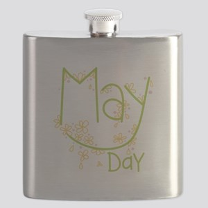 May Day Flask