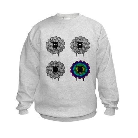 Unique Sheep Kids Sweatshirt