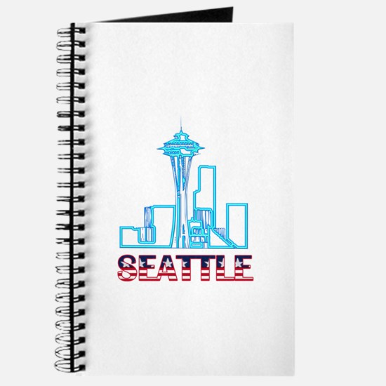Seattle Space Needle Journal