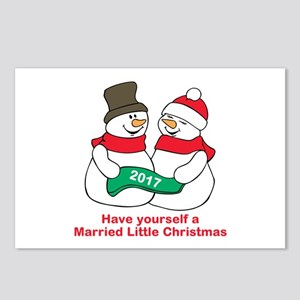 2017 Newlyweds Postcards (Package of 8)
