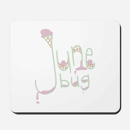 June Bug Mousepad