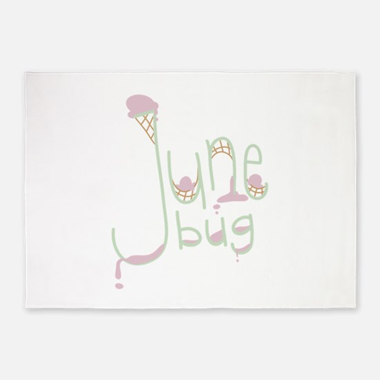 June Bug 5'x7'Area Rug