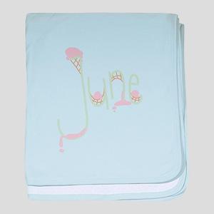 June baby blanket