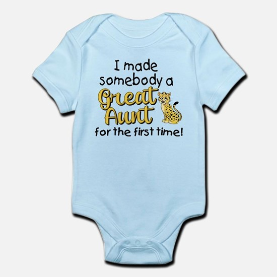 Great Aunt Infant Bodysuit