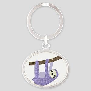 Tree Sloth Keychains